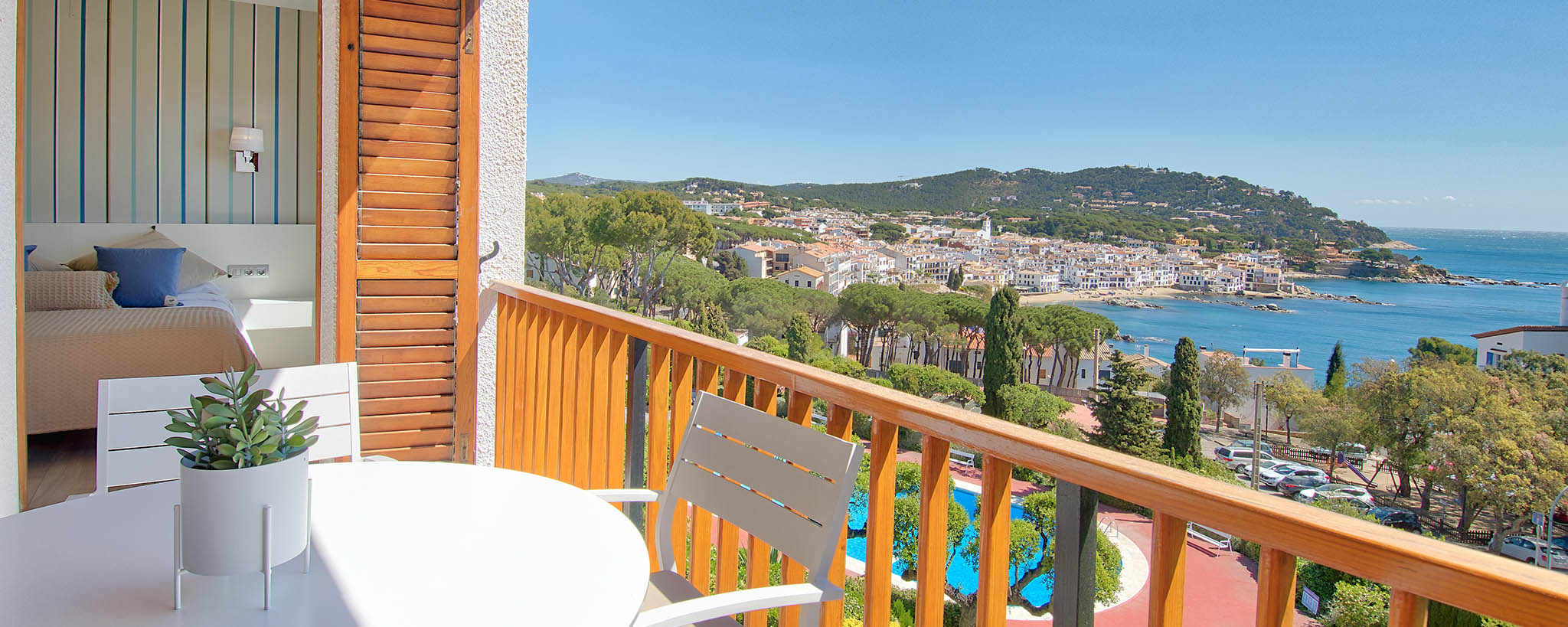 apartment rentals on the Costa Brava